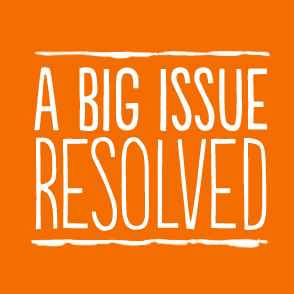 Skilled volunteers from Origin helped expand the reach of The Big Issue, Australia's most successful social enterprise.