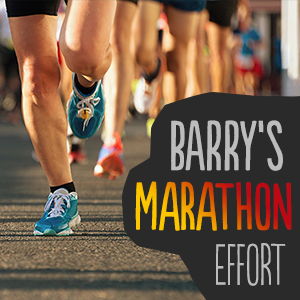 Sibling rivalry can be a great motivator.  Just ask Barry Burke, a Health and Safety professional at Origin, who was challenged by his brother Rick to compete with him in the Melbourne Marathon last year.