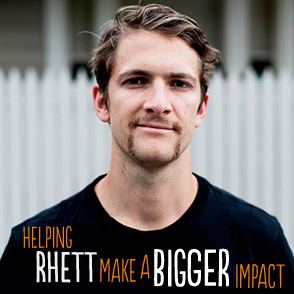With funding from the Origin Foundation, Rhett Corker is working to raise awareness and funds for prostate and testicular cancer and mental health.