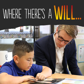 Most days, Will Pearse can be found at his desk in Sydney, buying and selling gas to service Origin's largest business customers. But on Friday mornings he heads back to school to help young Indigenous children learn to read.